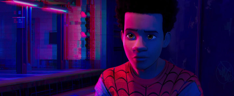 Guarda il trailer di Spider Man Un Nuovo Universo   Collater.al 2