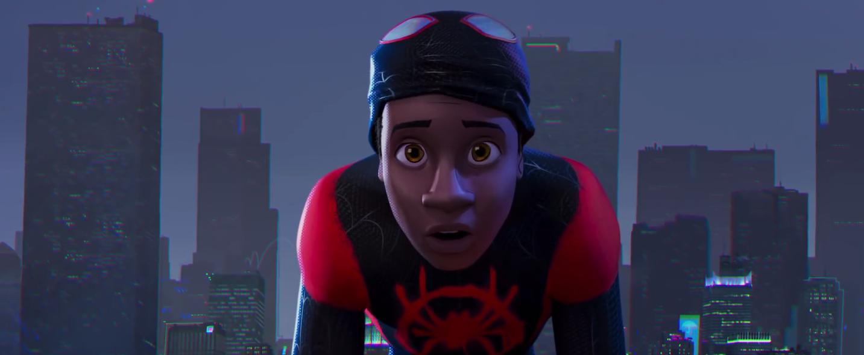 Guarda il trailer di Spider Man Un Nuovo Universo   Collater.al 3