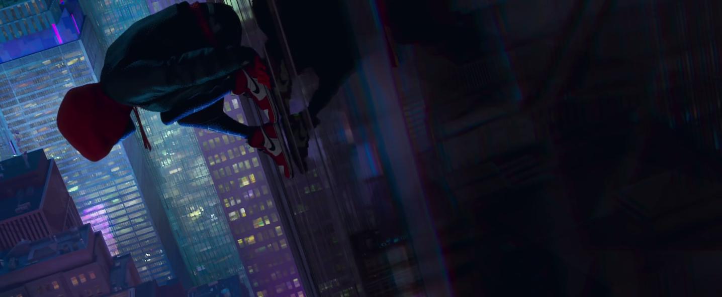 Guarda il trailer di Spider Man Un Nuovo Universo   Collater.al 6