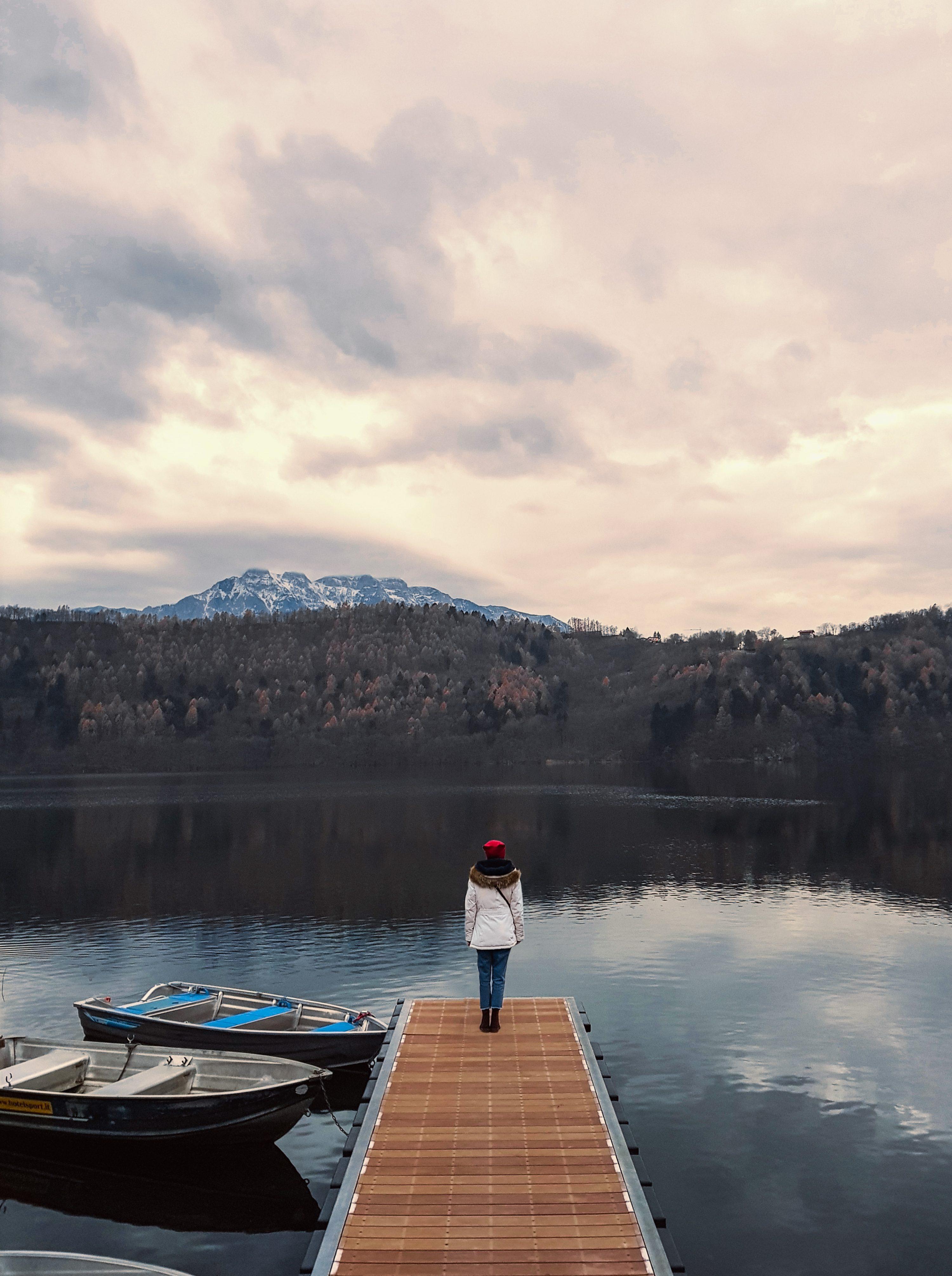 LandOutriders - Sul Lago di Carezza assieme a Federica Di Nardo