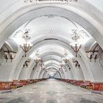 Le stazioni della metropolitana russa di David Burdeny | Collater.al 1