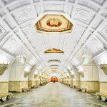 Le stazioni della metropolitana russa di David Burdeny | Collater.al 4
