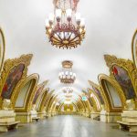 Le stazioni della metropolitana russa di David Burdeny | Collater.al 7