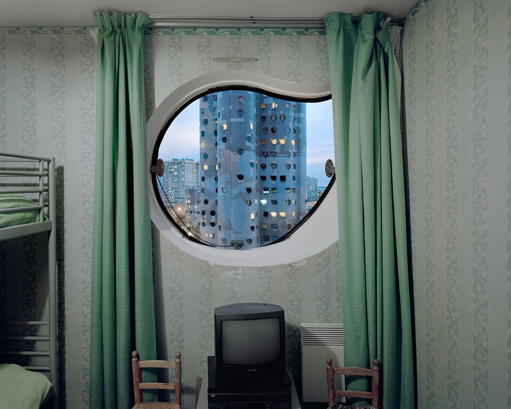 Les Yeux des Tours, il progetto fotografico di Laurent Kronental | Collater.al 17