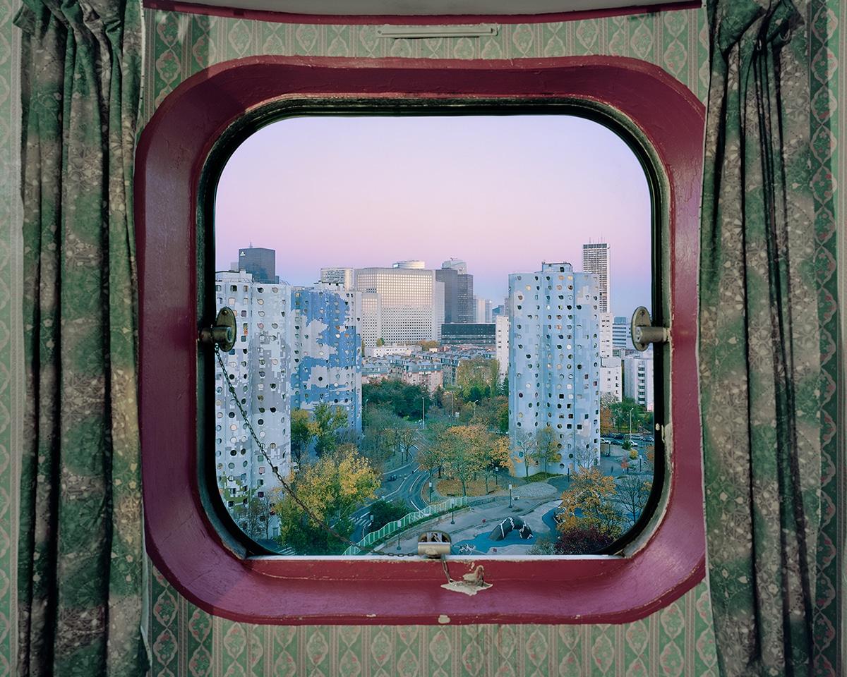 Les Yeux des Tours, il progetto fotografico di Laurent Kronental | Collater.al 4