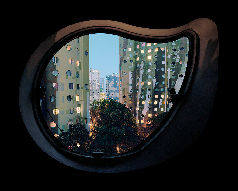 Les Yeux des Tours, il progetto fotografico di Laurent Kronental | Collater.al 9