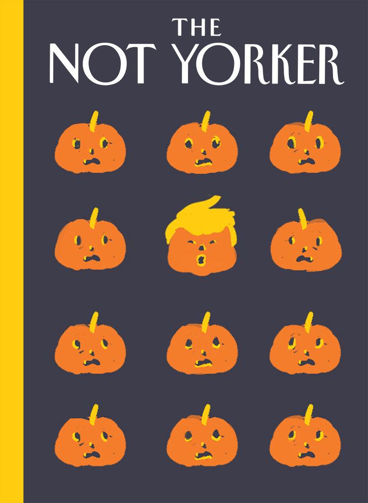 The Not Yorker, il sito che dà una seconda possibilità alle cover rifiutate dal New Yorker | Collater.al 2