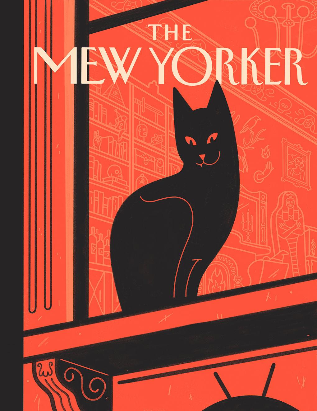 The Not Yorker, il sito che dà una seconda possibilità alle cover rifiutate dal New Yorker | Collater.al 9