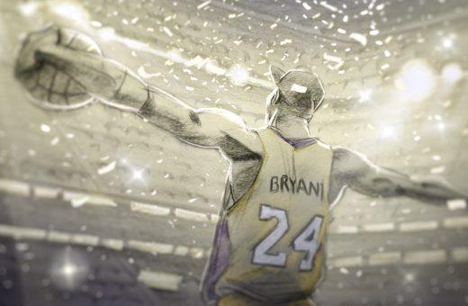 Dear Basketball, il corto animato su Kobe Bryant creato da Glen Keane