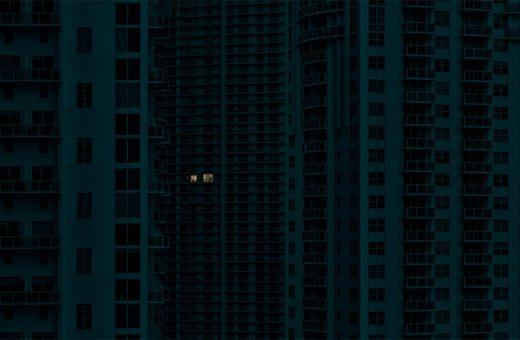 Alone Together, Aristotle Roufanis metropolitan loneliness