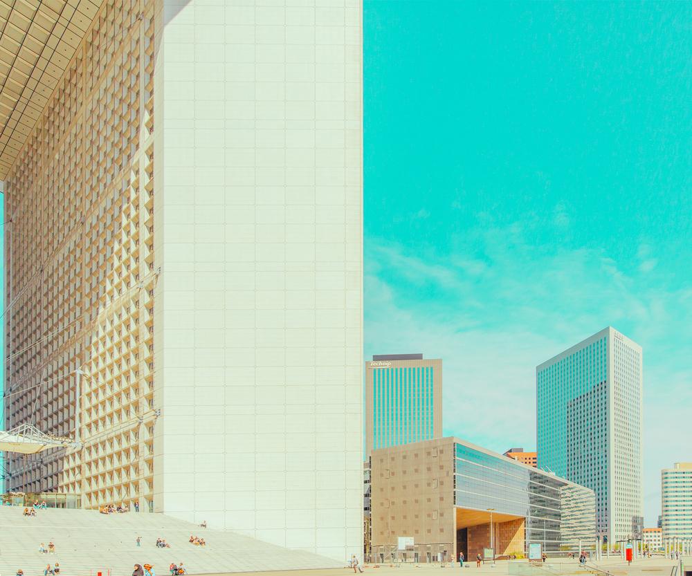 Ben Thomas la fotografia in bilico tra surreale e iperreale | Collater.al 2