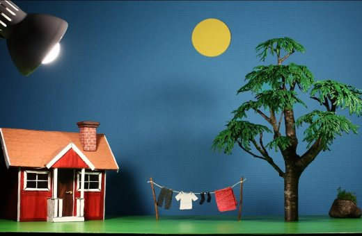 Short video for Breakfast – Going Fishing, l'incredibile stop motion di Guldies