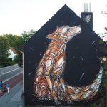 I murales selvatici di Dzia | Collater.al 1