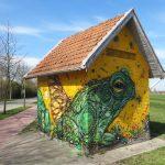 I murales selvatici di Dzia | Collater.al 10