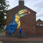 I murales selvatici di Dzia | Collater.al 11