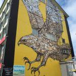 I murales selvatici di Dzia | Collater.al 2