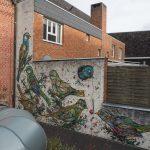 I murales selvatici di Dzia | Collater.al 8