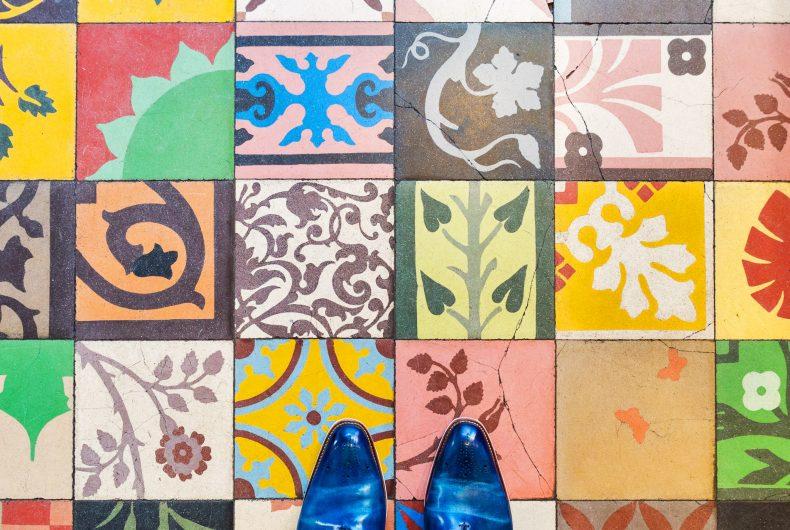The floors of Sebastian Erras