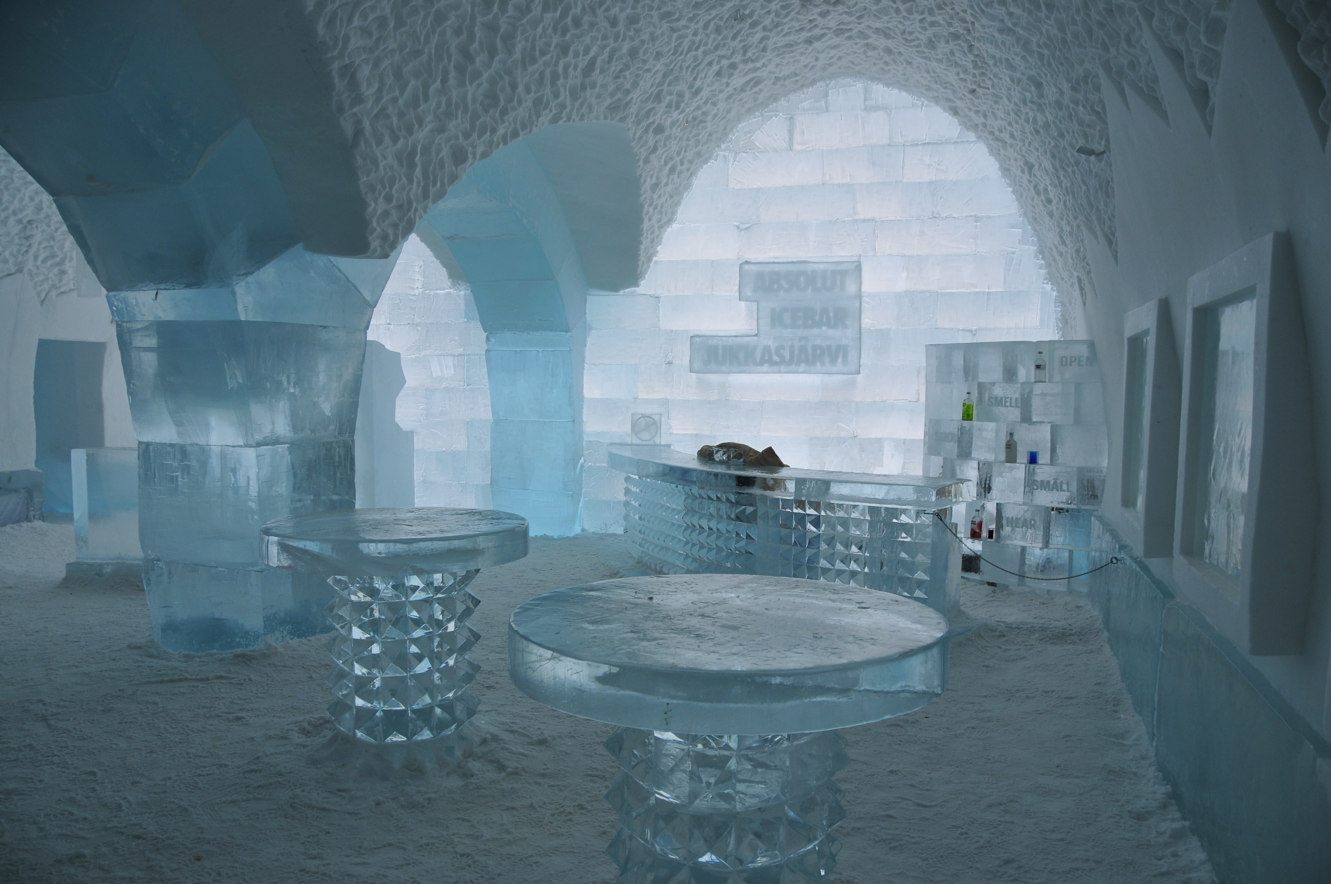 Icehotel | Collater.al 1