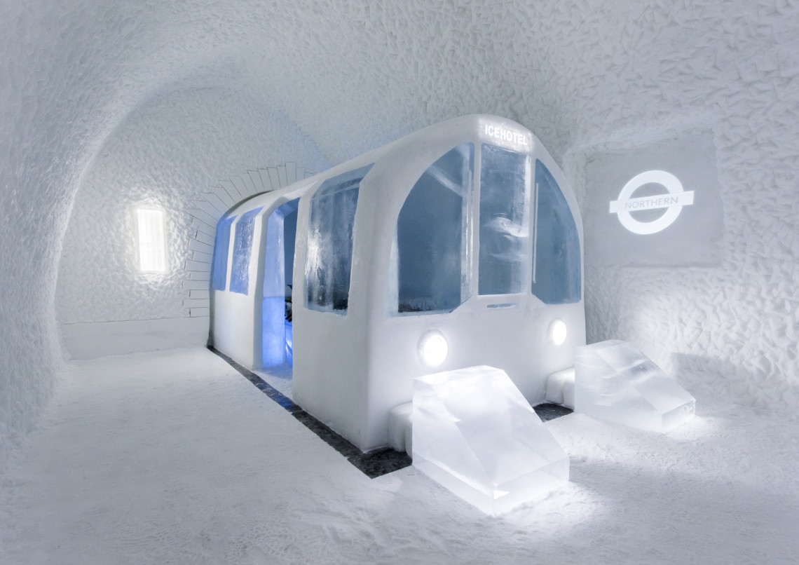 Icehotel | Collater.al 9