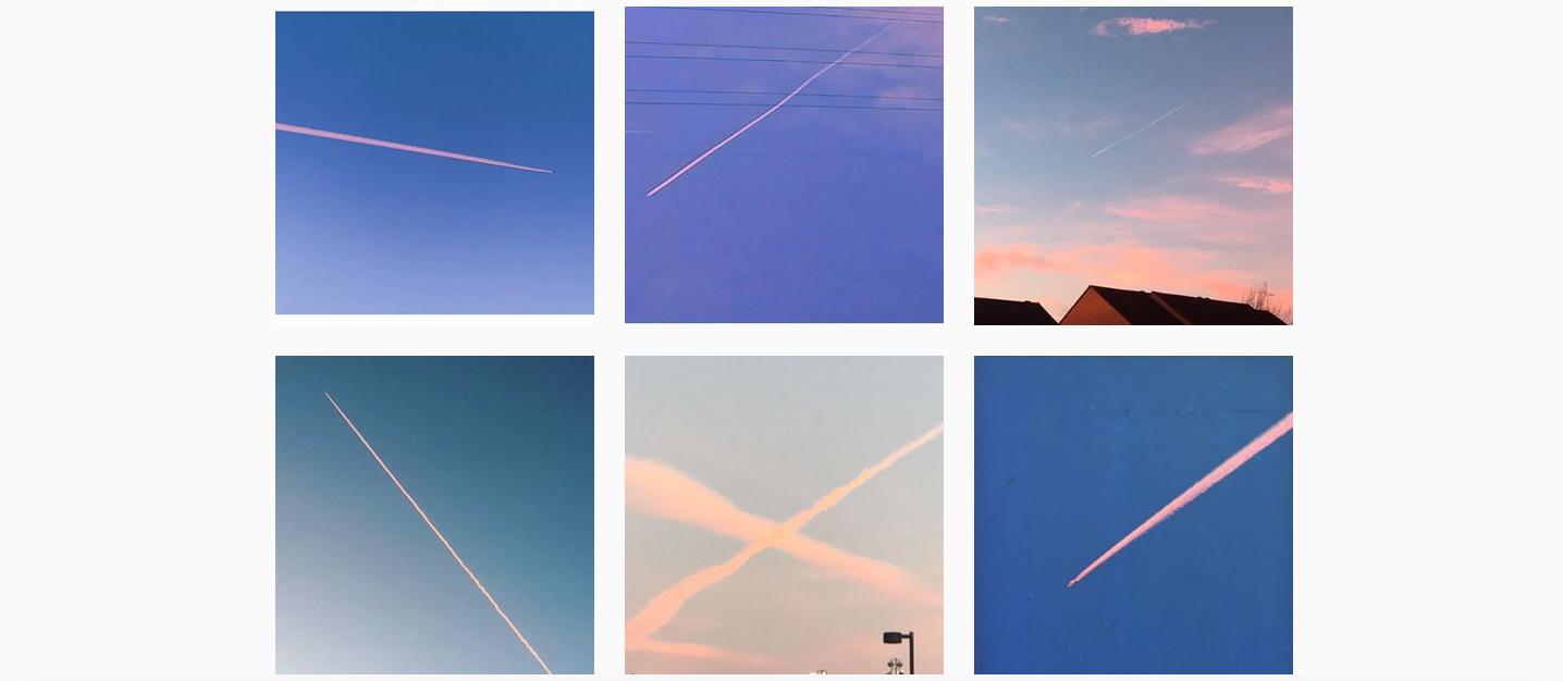 Il cielo su Instagram, King Krule lancia un contest per i suoi fan | Collater.al 1