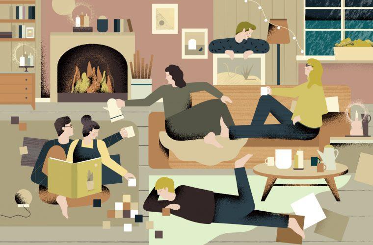 Il mondo semplice dell'illustratore Matteo Signorelli