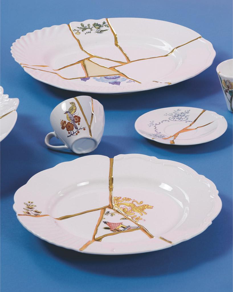 Kintsugi, la collezione di Marcantonio per Seletti ispirata al Giappone | Collater.al 2