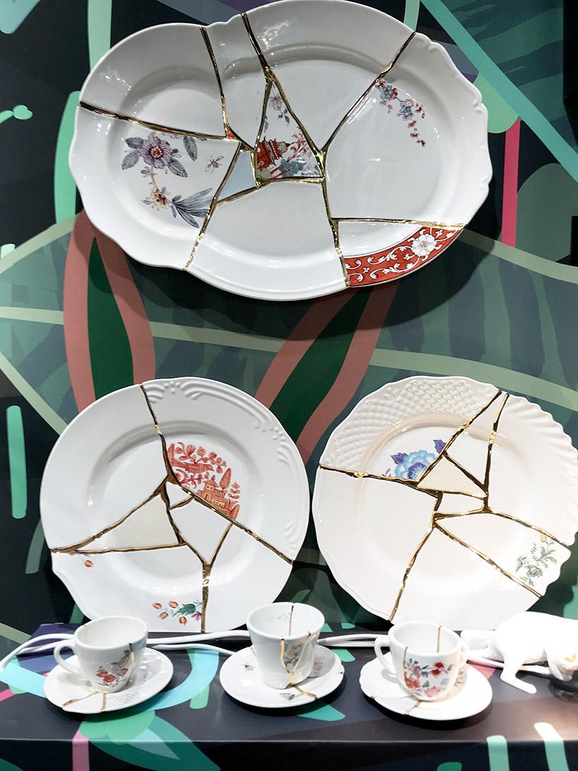 Kintsugi, la collezione di Marcantonio per Seletti ispirata al Giappone | Collater.al 4