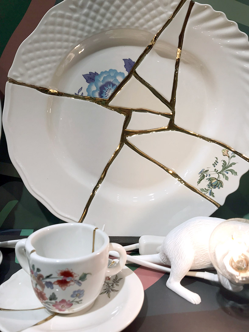 Kintsugi Marcantonio For Seletti Collection Inspired By