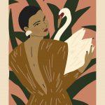 L'esplorazione della forma femminile dell'illustratrice Daiana Ruiz | Collater.al 6