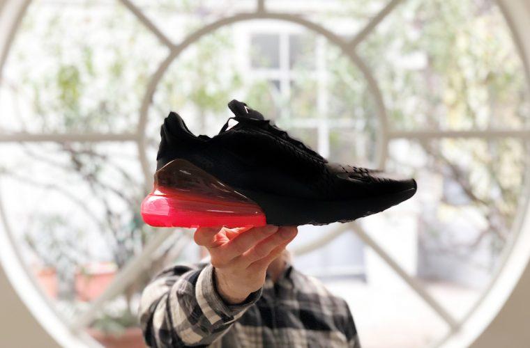 L'intervista a Dylan Raasch, Senior Creative Director di Nike per le Air Max 270