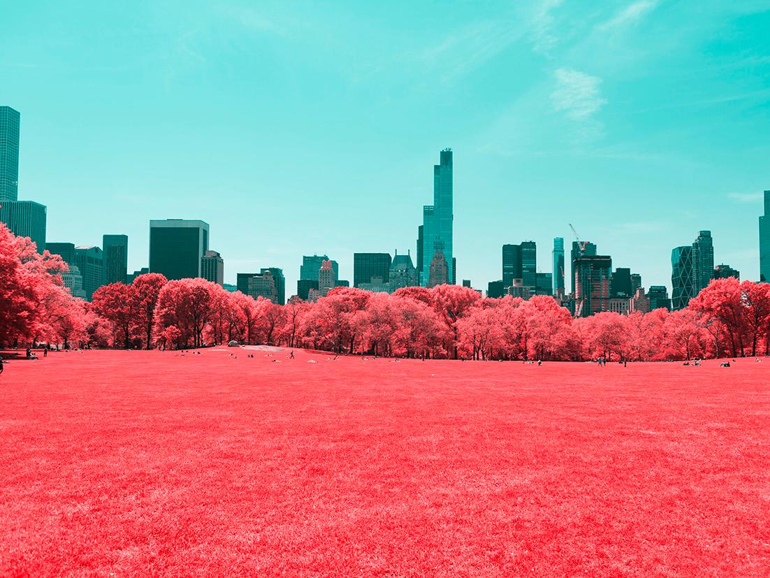 La New York ad infrarossi del fotografo Paolo Pettigiani | Collater.al 5