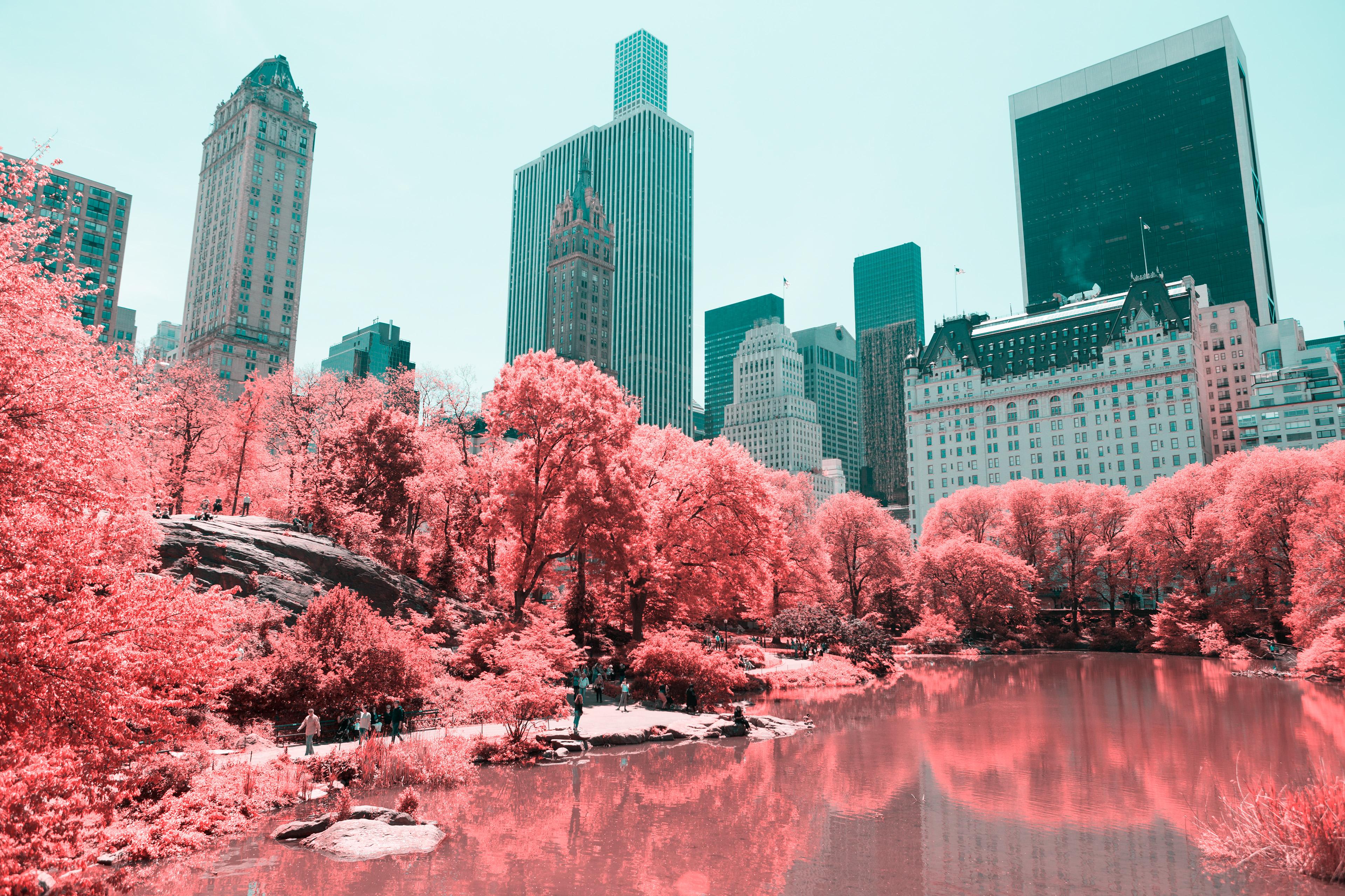 La New York ad infrarossi del fotografo Paolo Pettigiani | Collater.al 7