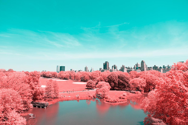 La New York ad infrarossi del fotografo Paolo Pettigiani | Collater.al 8