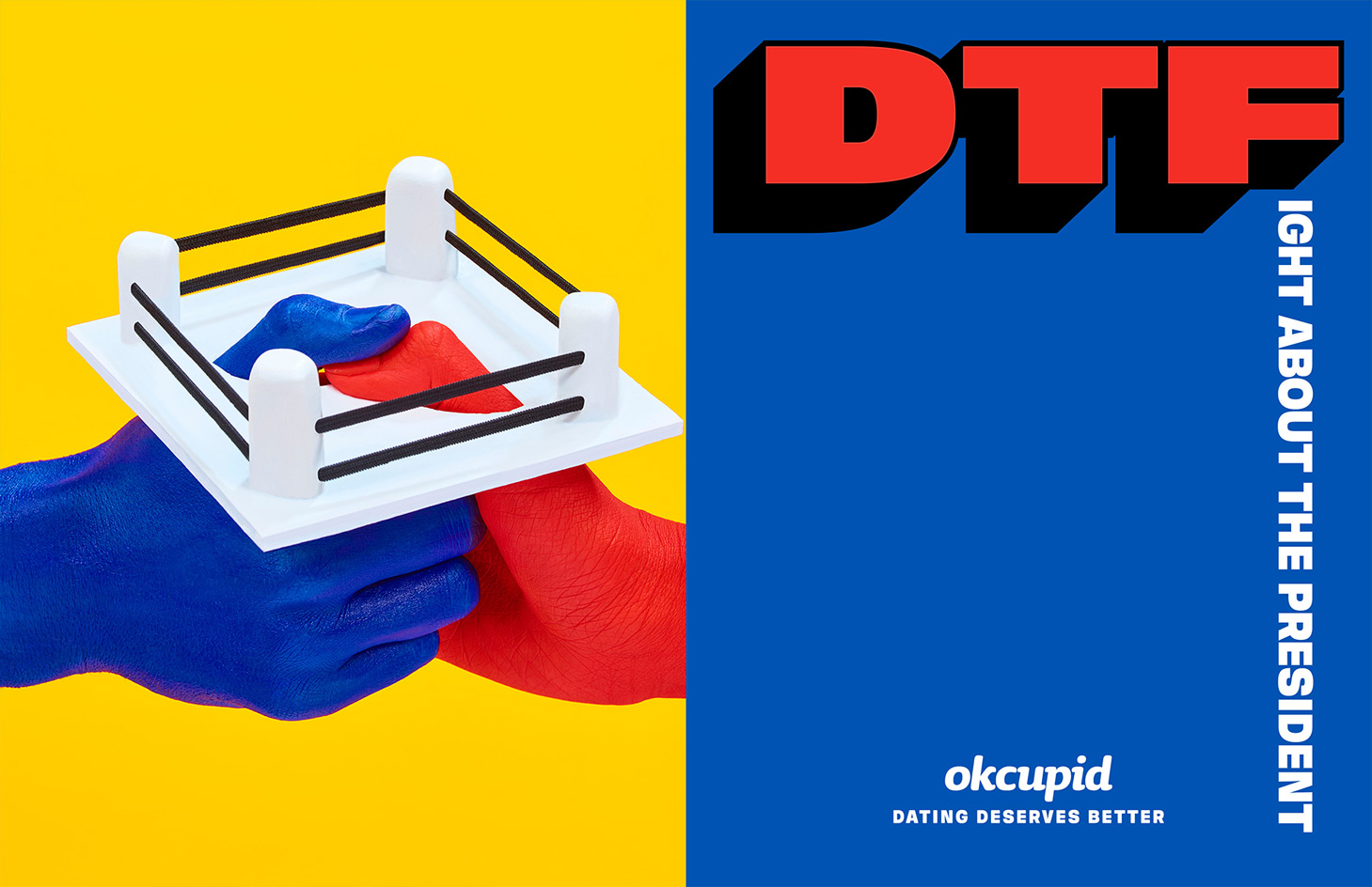 siti di incontri simili a OkCupid