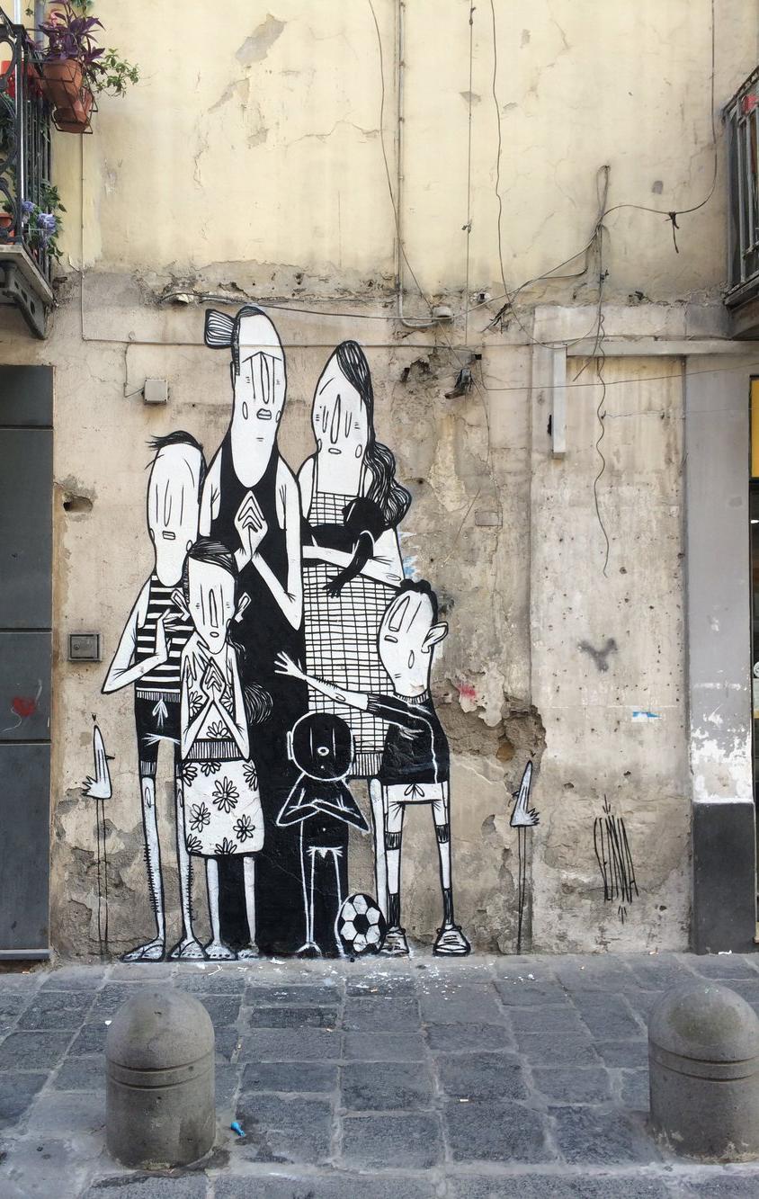 La street art romantica di Alex Senna | Collater.al 1