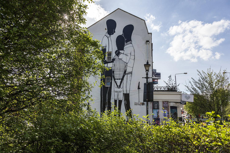 La street art romantica di Alex Senna | Collater.al 11