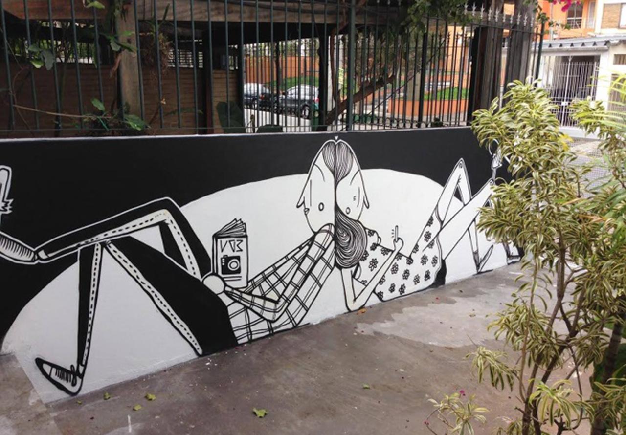 La street art romantica di Alex Senna | Collater.al 12
