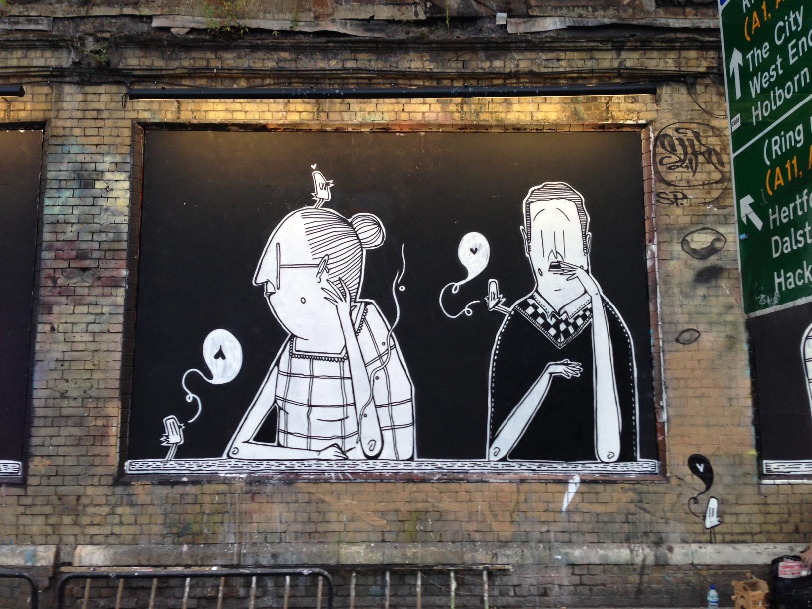 La street art romantica di Alex Senna | Collater.al 14