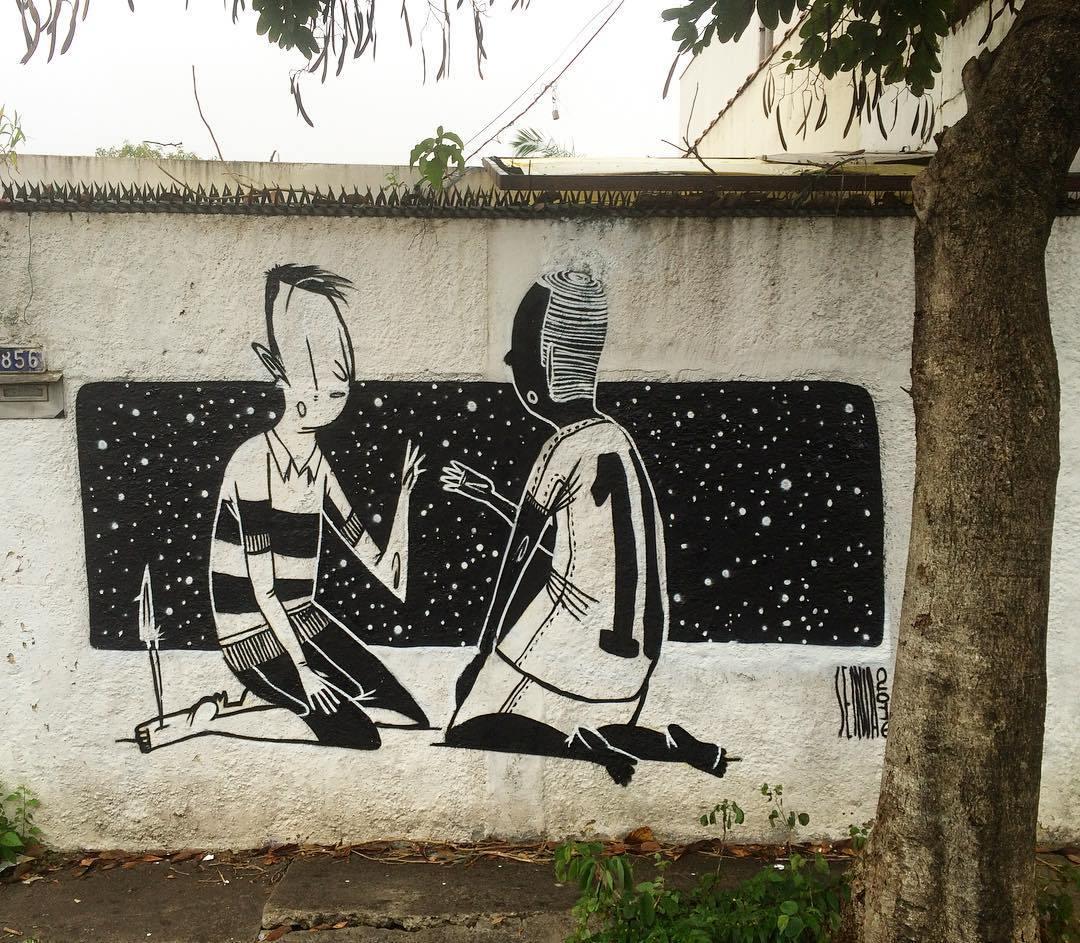 La street art romantica di Alex Senna | Collater.al 15