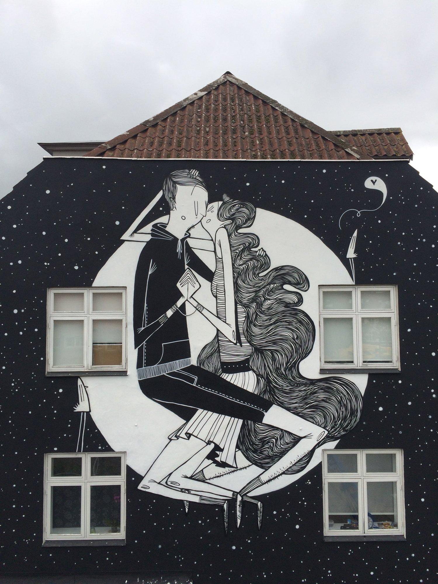 La street art romantica di Alex Senna | Collater.al 16