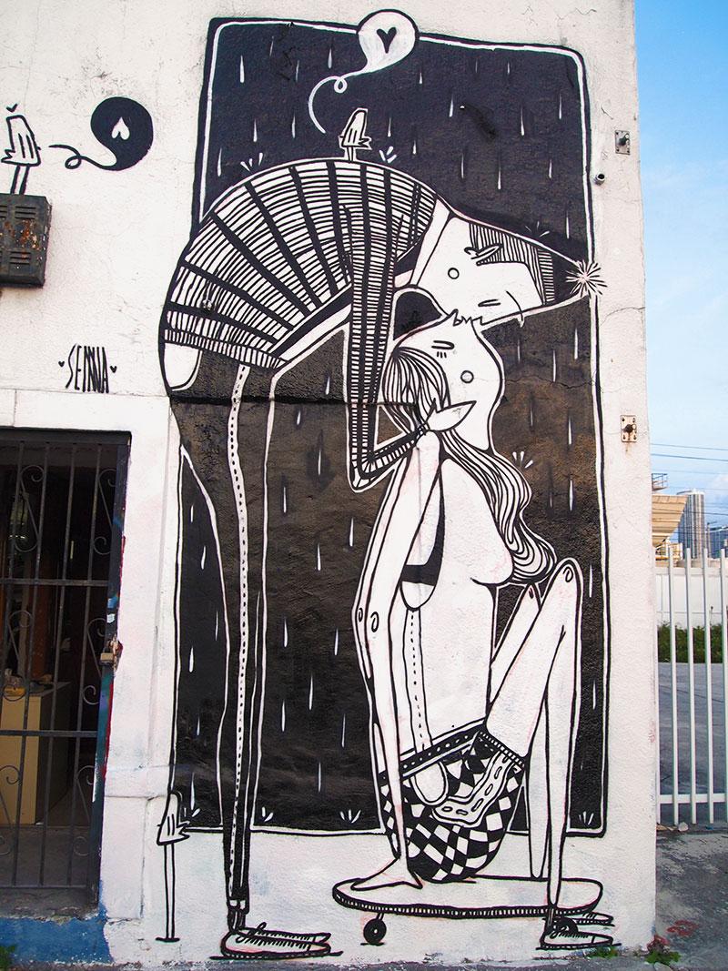 La street art romantica di Alex Senna | Collater.al 18