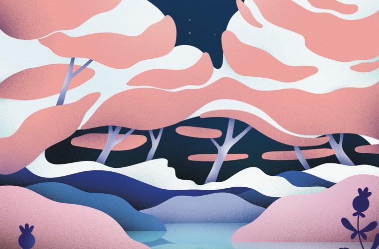 Victoria Roussel dreamy illustrations