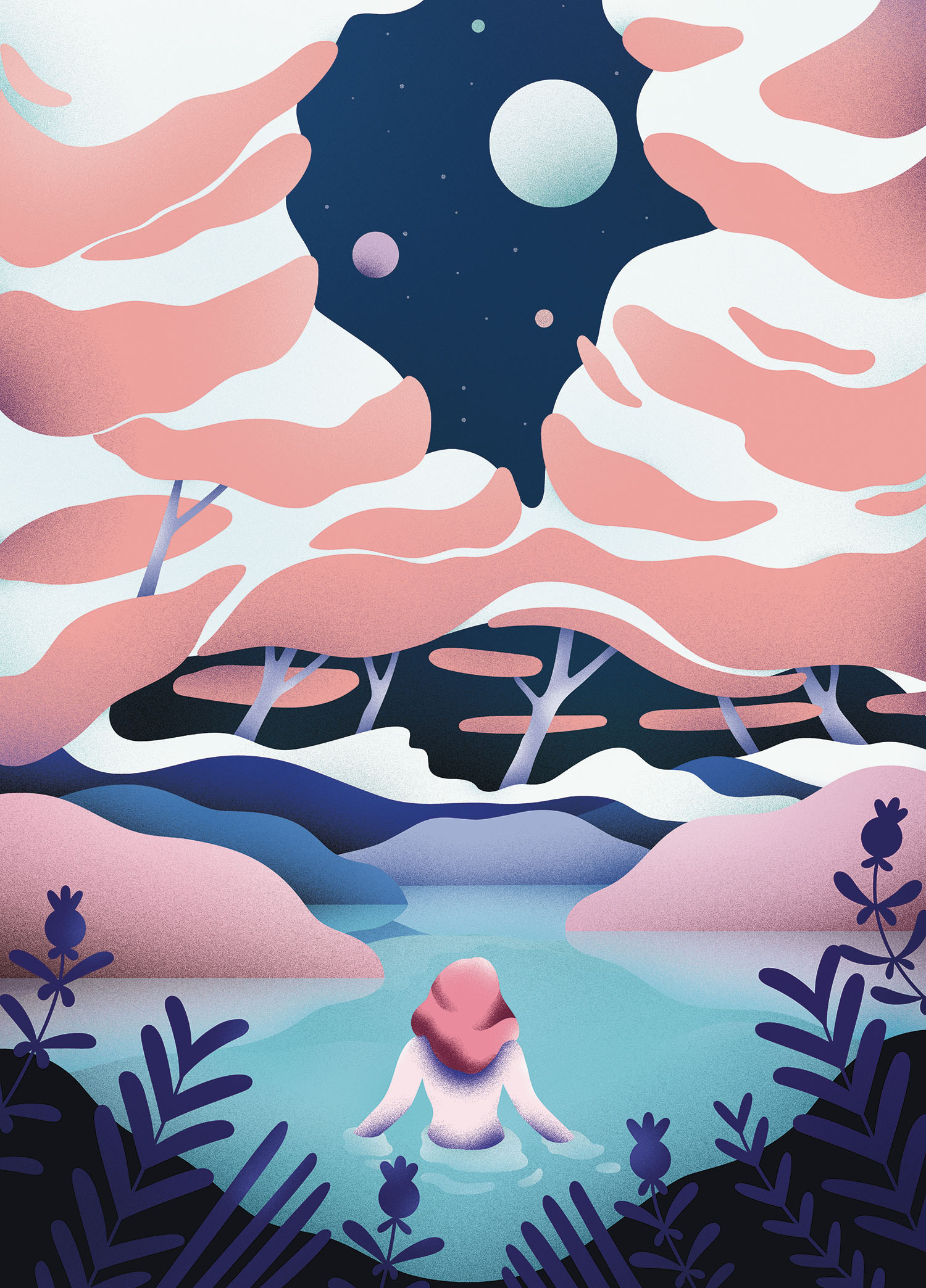Le soavi illustrazioni di Victoria Roussel | Collater.al 16