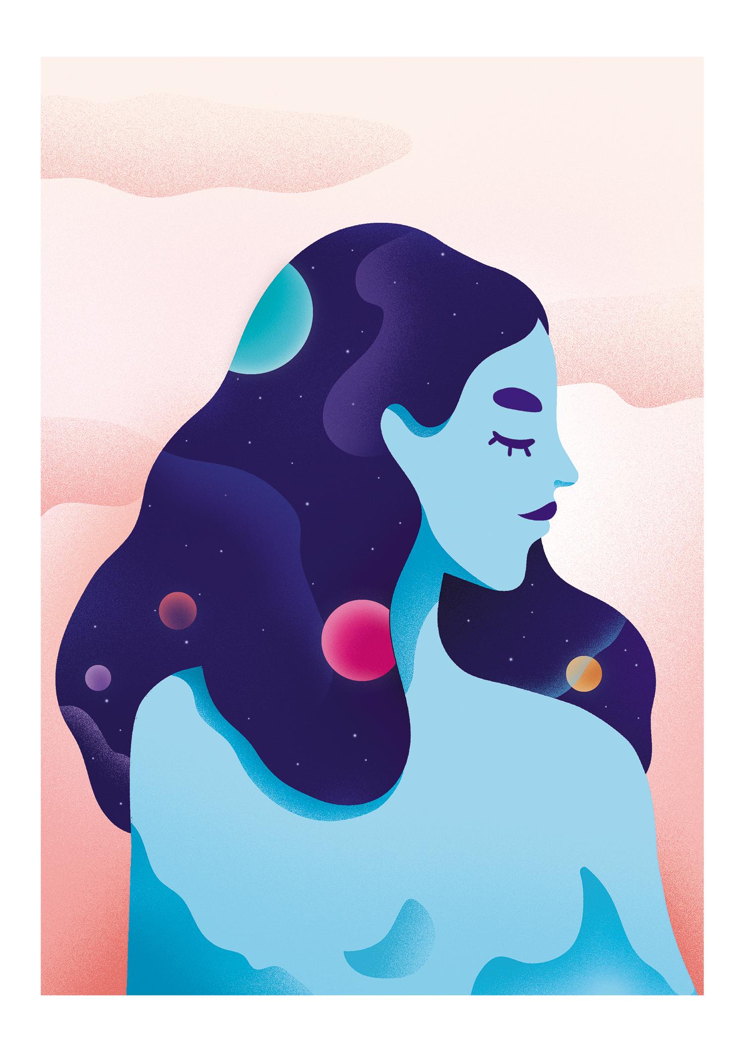 Le soavi illustrazioni di Victoria Roussel | Collater.al 17
