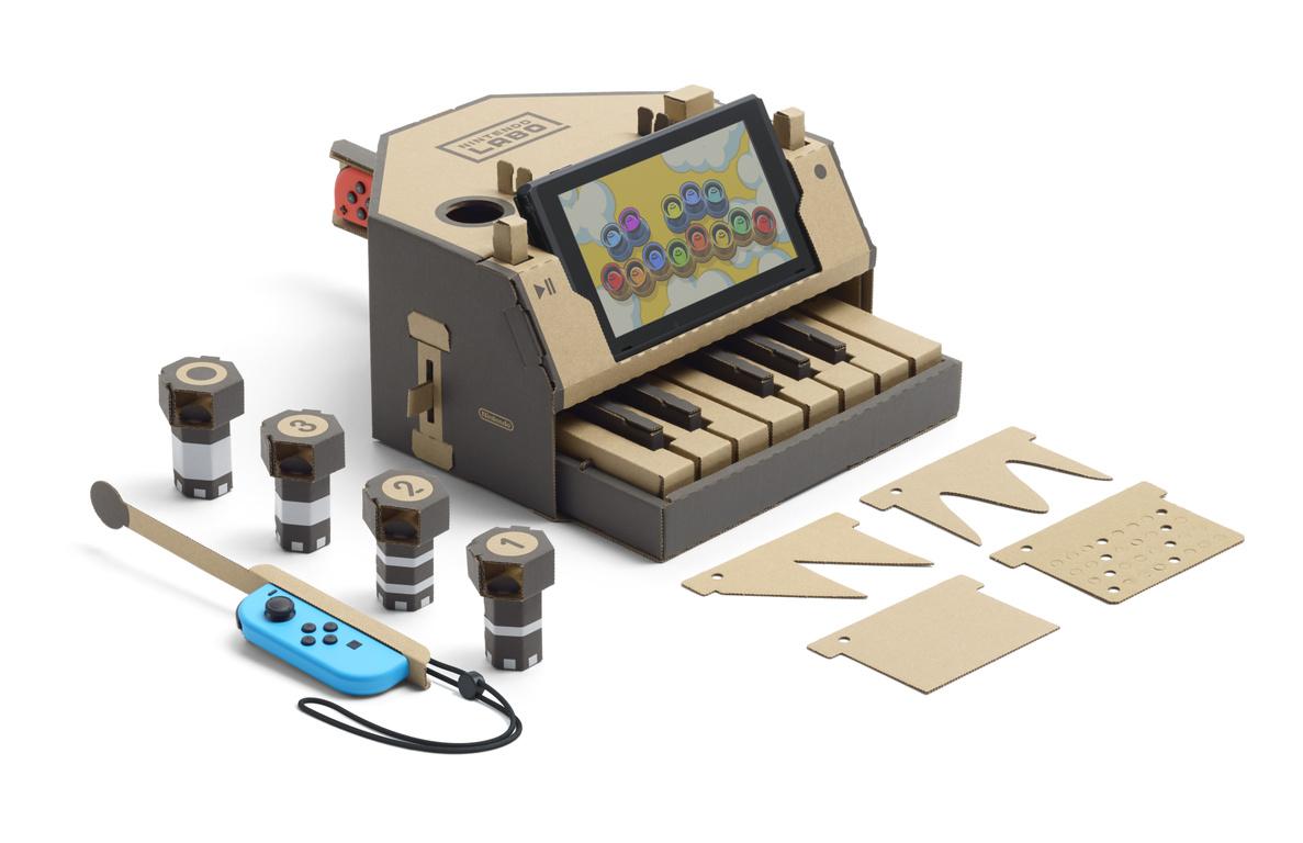 Nintendo Labo, quando la tecnologia incontra il do it yourself | Collater.al 1