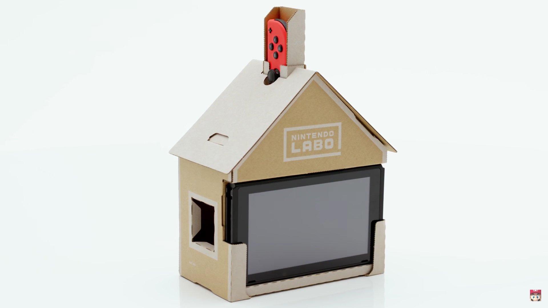 Nintendo Labo, quando la tecnologia incontra il do it yourself | Collater.al 4