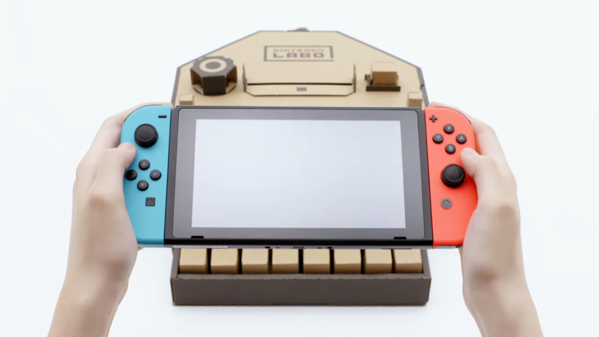 Nintendo Labo, quando la tecnologia incontra il do it yourself | Collater.al 6