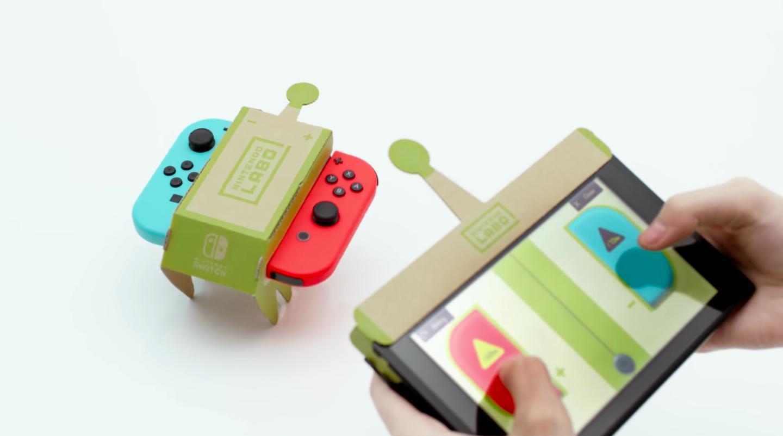 Nintendo Labo, quando la tecnologia incontra il do it yourself | Collater.al 7