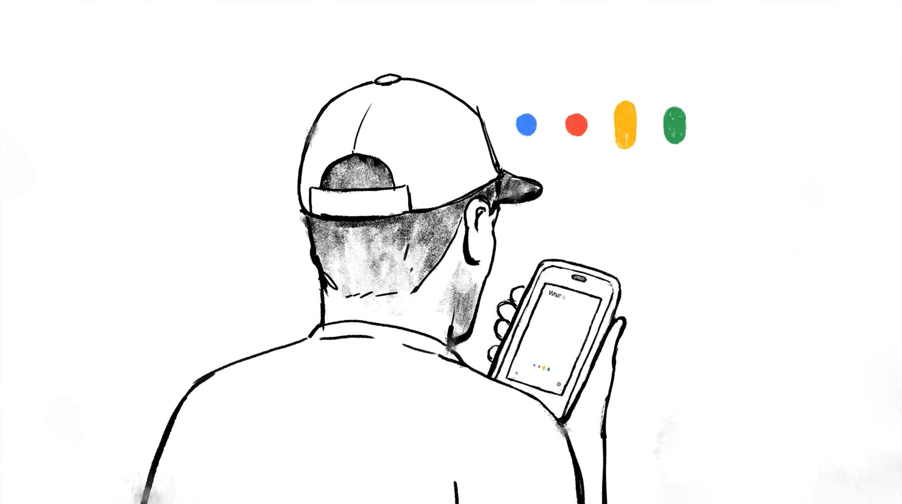 OK Google, una relazione a lungo termine | Collater.al 1